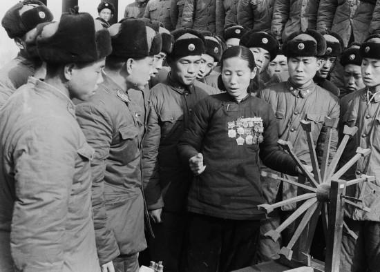 刘胡兰:领袖两度题词的女英雄