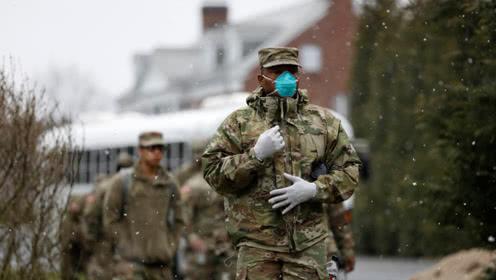 美军56岁中校感染新冠病毒后死亡,系美军因新冠死亡最高级别军人