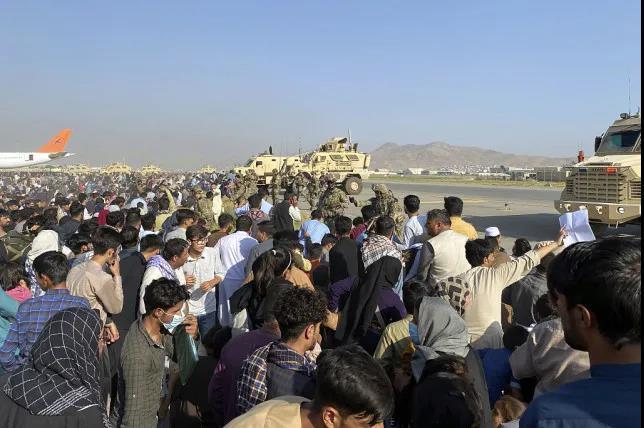 美国驻阿富汗使馆:不要再给我们打电话了