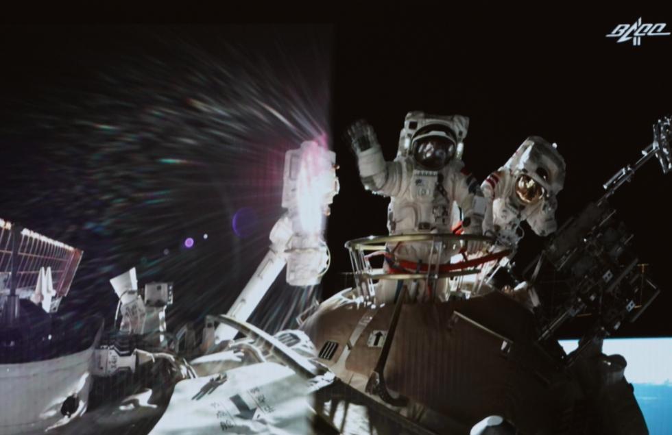 神舟十二号航天员乘组圆满完成第二次出舱活动全部既定任务 计划9月中旬返回