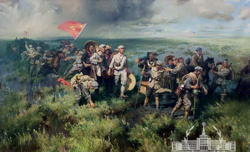 29名红军的绝地求生,告诉当下的我们靠什么突破重围?