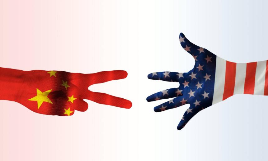 """轮番对中国放""""狠话"""",美国疯了?"""