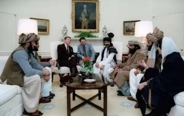 美国与塔利班的孽缘!