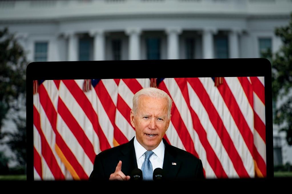 阿富汗总统加尼疑遭美国抛弃