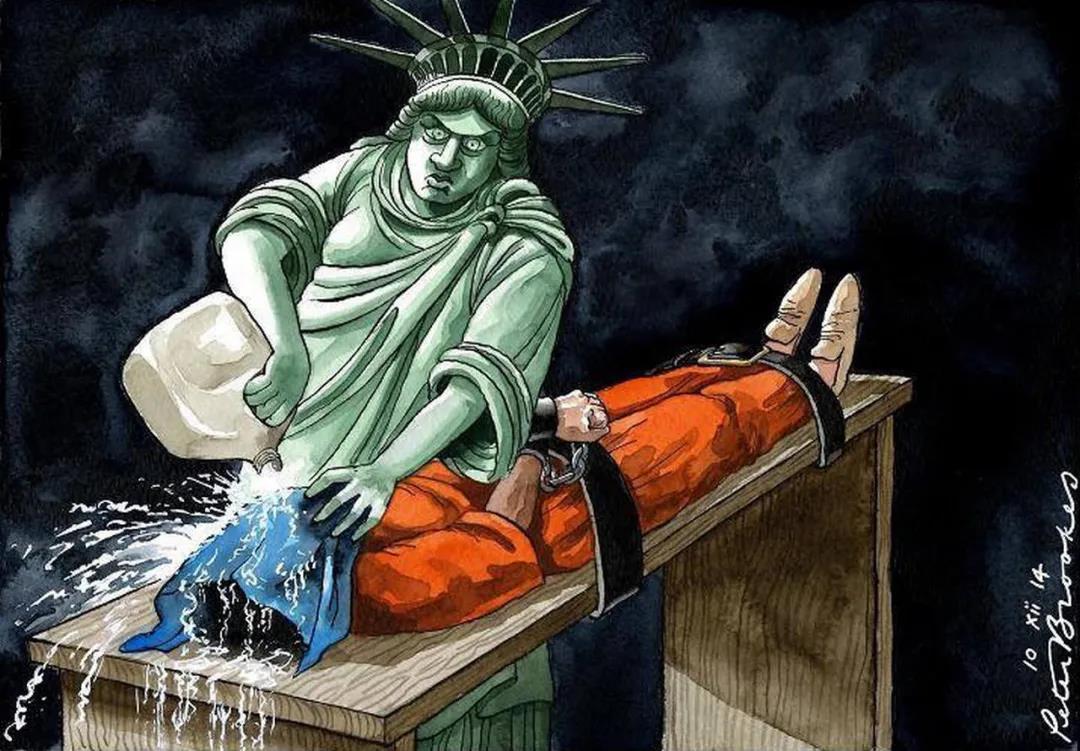 """美式民主在阿富汗已倒,美国还张罗""""全球民主峰会""""?"""