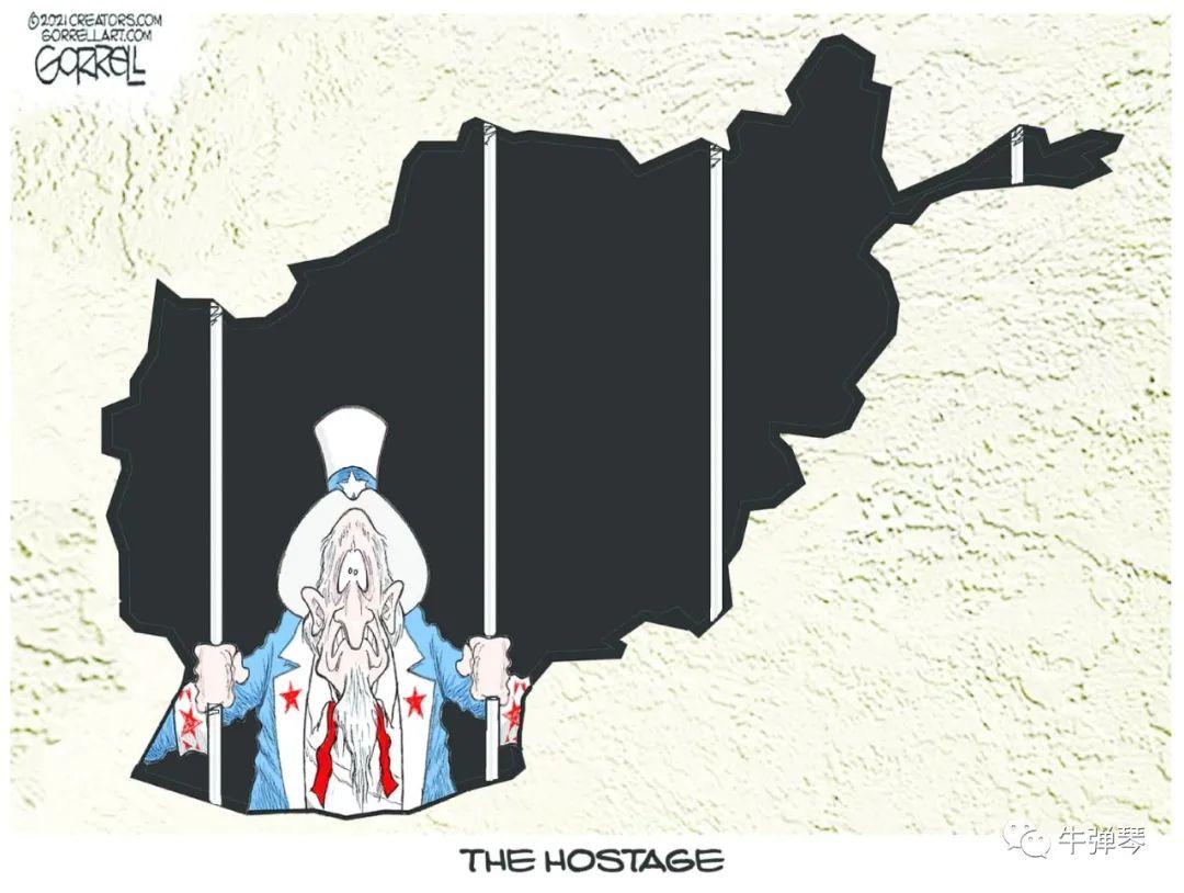 请注意,中国对塔利班提了四点期望,对美国更有明确要求!