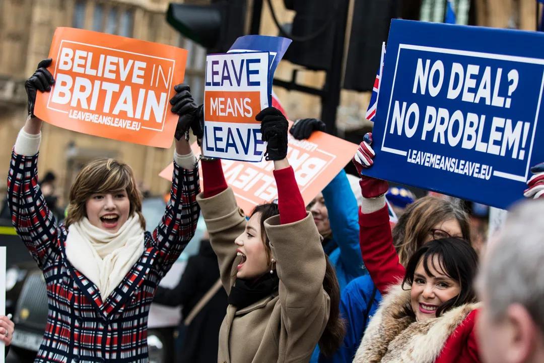 """自诩""""西方民主奠基者""""的英国,真的民主吗?"""