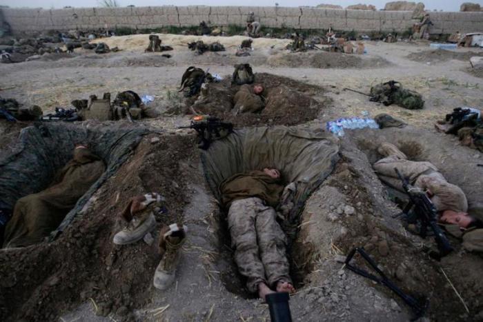 """阿富汗一家十口无辜死难 美军称空袭基于""""可靠情报"""""""