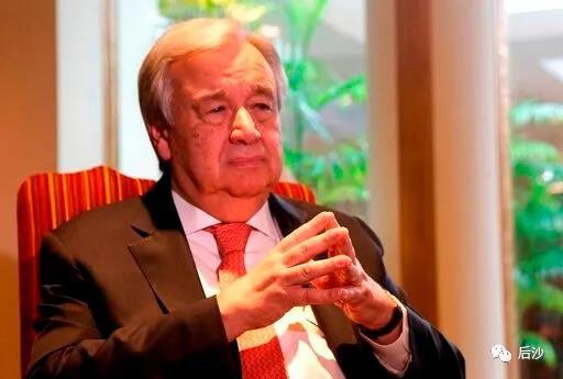 联合国秘书长对中美关系发出警告,他在担忧什么?
