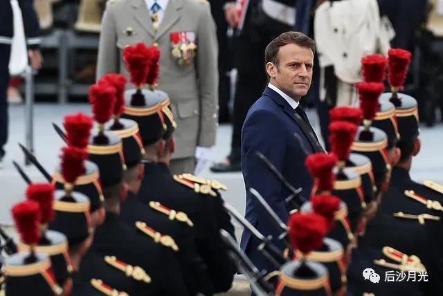 马克龙健康二维码遭泄,法国情报机构是摆设吗?