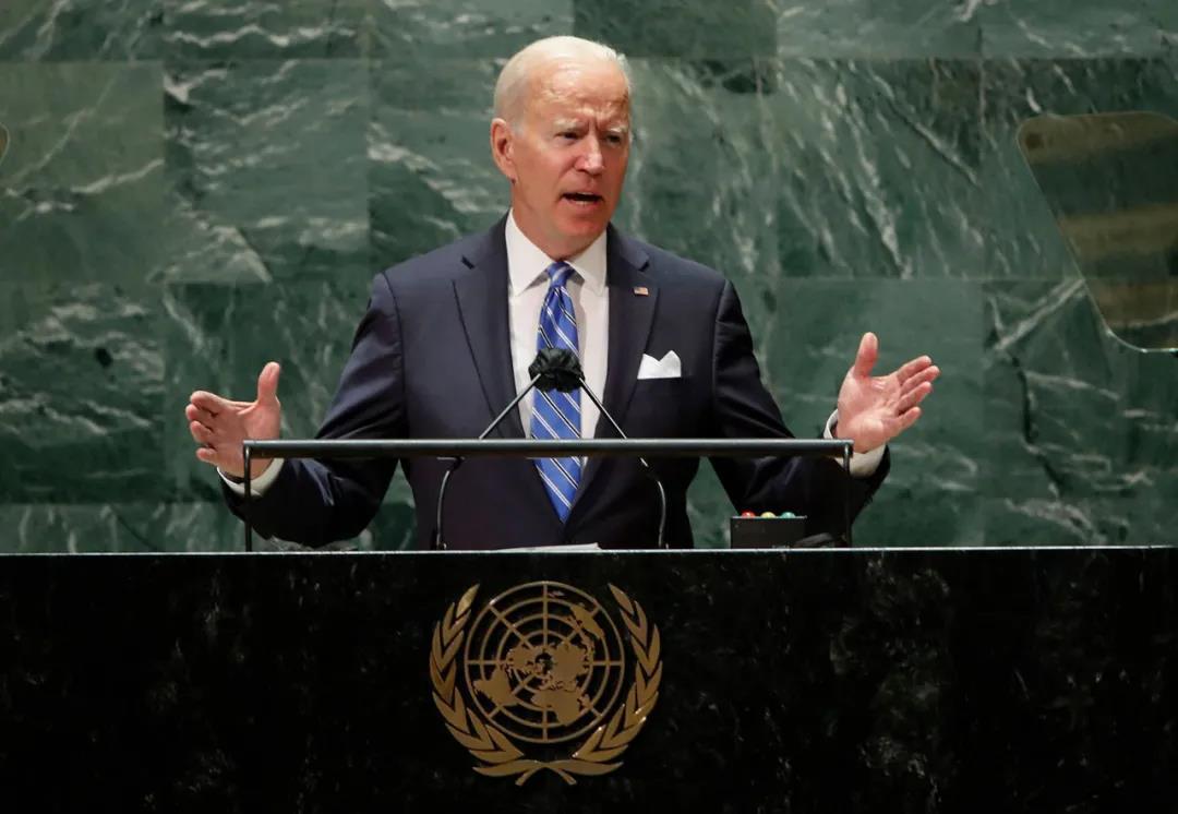"""美国不搞""""新冷战""""?说一套做一套!"""