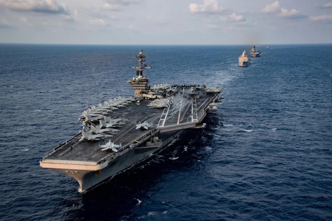 美国的愤怒:海权的衰落与困局!