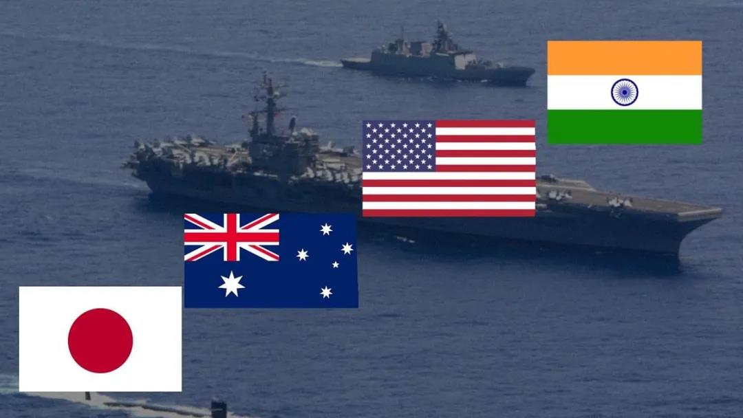 AUKUS不带日本印度 美国围堵中国的印太战略大调整