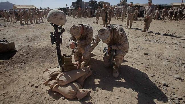 塔利班发言人:美国占领阿富汗的军事行动彻底失败