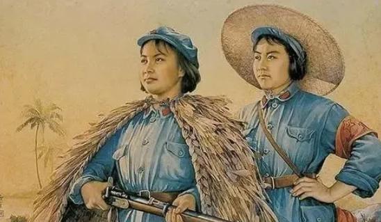 妇女的冤仇深!她为什么参加红军?